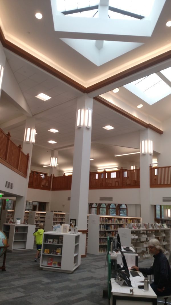 Pitkin County Library Interiors